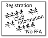 registration club information no ffa